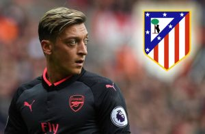 Mesut Ozil, Arsenal, Atletico Madrid